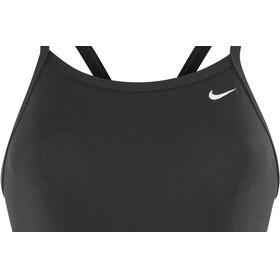 Nike Swim Poly Core Solid Badpak Dames zwart